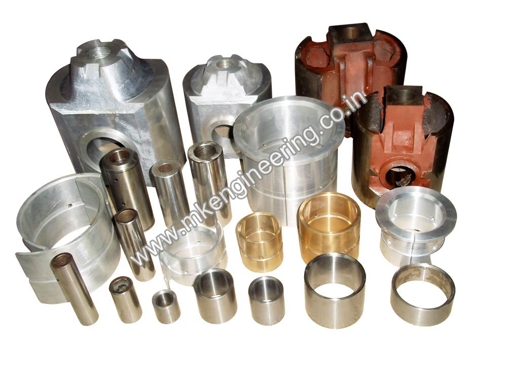M K  Engineering - Manufacturer and exporter of Cross Head