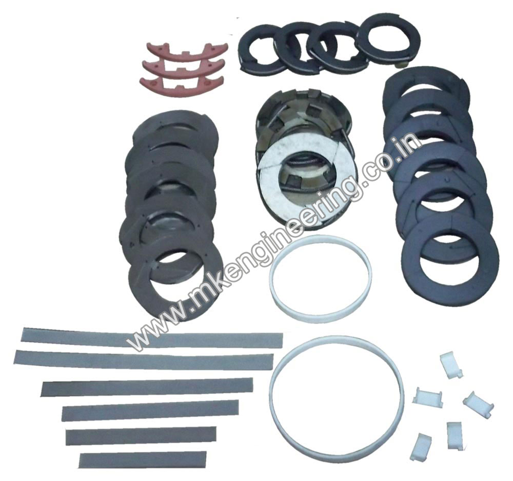 Gland Packing Seals And Oil Wiper Rings Manufacturers Oil